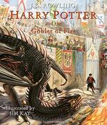 Hp Goblet of Fire ill ed (libro en Inglés)