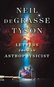 Letters From an Astrophysicist (libro en Inglés)