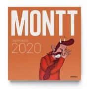 MONTT CALENDARIO PARED