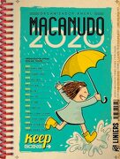 Macanudo 2020 Anillada Lluvia - Liniers - Granica