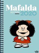 Mafalda 2020 Anillada Azul - Quino - Granica