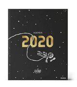 Quino 2020 Ecuadernada Negro - No Especificado - Granica
