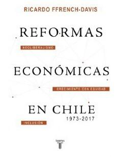portada Reformas Económicas en Chile (1973-2017)