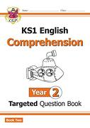 New ks1 English Targeted Question Book: Year 2 Comprehension - Book 2 (libro en Inglés)