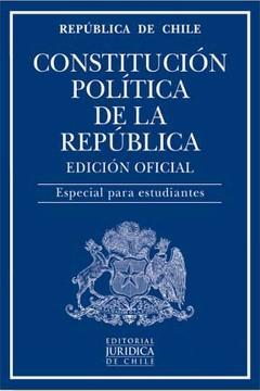 portada Constitución Política de la República. Especial Estudiantes
