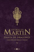 Danza de Dragones - George R. R. Martin - Debolsillo