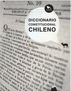 portada Diccionario Constitucional Chileno