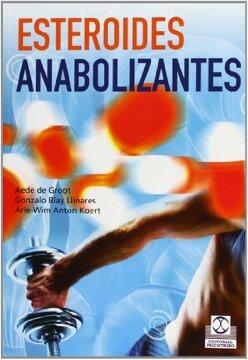 portada Esteroides Anabolizantes