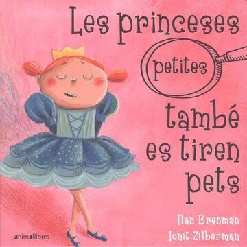 portada Les Princeses (Petites) També es Tiren Pets (libro en Catalán)