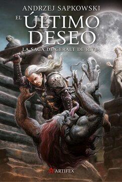 portada Saga de Geralt de Rivia 1. El Último Deseo