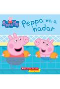 Peppa Pig: Peppa va a Nadar - Scholastic - Scholastic En Espanol