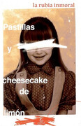 Pastillas y Cheesecake de Limon