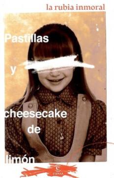 portada Pastillas y Cheesecake de Limon