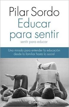 portada Educar Para Sentir, Sentir Para Educar