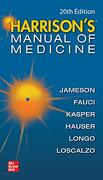 Harrisons Manual of Medicine, 20Th Edition (libro en Inglés)