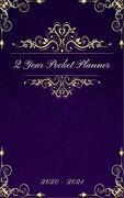 2 Year Pocket Planner: Address (libro en Inglés)