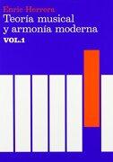 Teoria Musical y Armonia Moderna i - Enric Herrera - Antoni Bosch