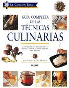 Guía Completa de las Técnicas Culinarias - Jeni Wright - Blume
