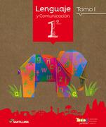 Pack Lenguaje 1º Basico (Proyecto Todos Juntos) - Floridor Pérez - Zig-Zag