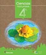 Ciencias Naturales 4º Basico. Todos Juntos (2016) (Santillana) - Santillana - Santillana