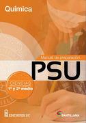 Manual de Preparacion psu Quimica. Ciencias 1º-2º Medio Santillana - Santillana - Ecc Ediciones