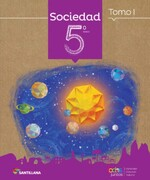 Sociedad 5º Basico. Todos Juntos (2016) (Santillana) - Santillana - Santillana