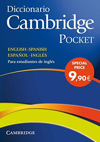 Diccionario bilingue cambridge spanish-english flexi-cover with cd-rom pocket edition; vv.aa.