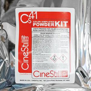 BHphotovideo.com - CineStill Film Cs41 Powder Developing Kit for C-41 Color Film( 9-1470583-REG )