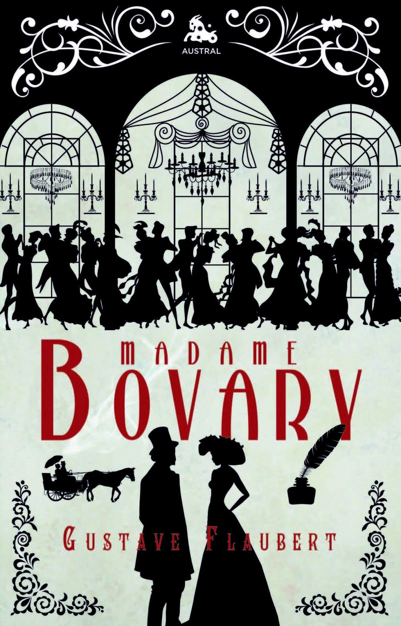 Madame bovary; gustave flaubert