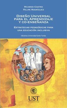 portada Diseño Universal para el Aprendizaje y co-enseñanza