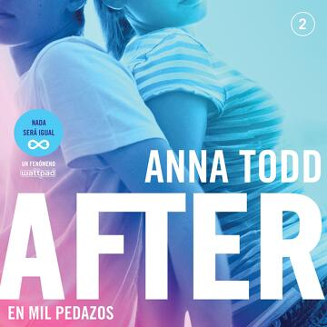 portada After. En mil Pedazos (Serie After 2) (Audiolibro)