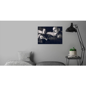Displate.com-'Breaking Bad' Poster by DarkArty    Displate m-gloss-no-frame( 98-m-gloss-no-frame 2700453 )